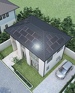 福岡|佐賀の太陽光発電ソーラーパネル設置|サカモトリビング